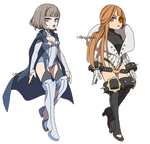 [CM 61, 62] BNHA Custom Designs