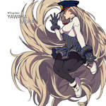 [BNHA OC] Next Gen| Yawara Mora