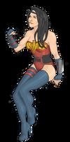 Wonder Woman AGAIN