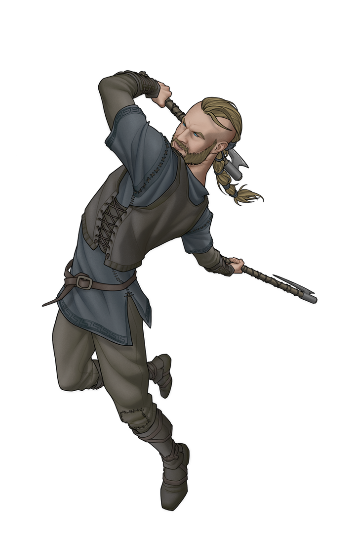 Ragnar by Georgel-McAwesome
