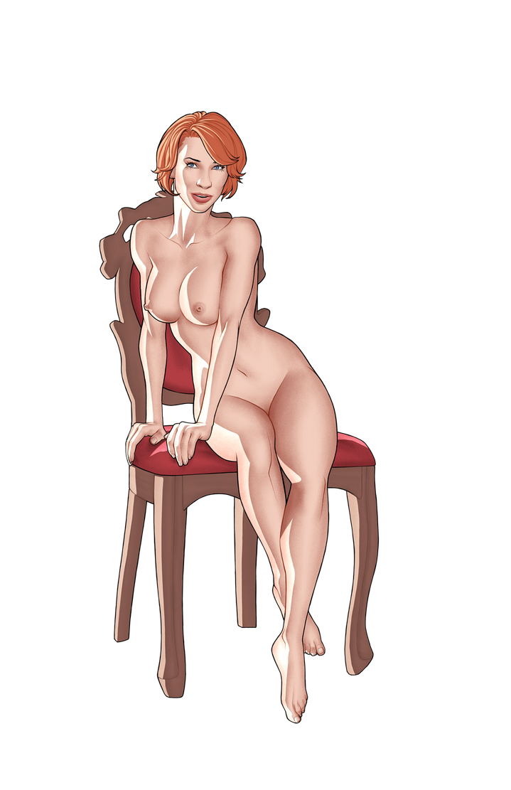 Pin-Up by Georgel-McAwesome