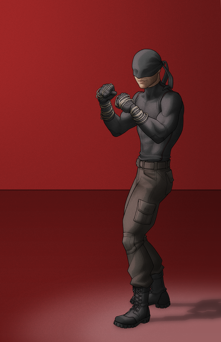 Daredevil by Georgel-McAwesome