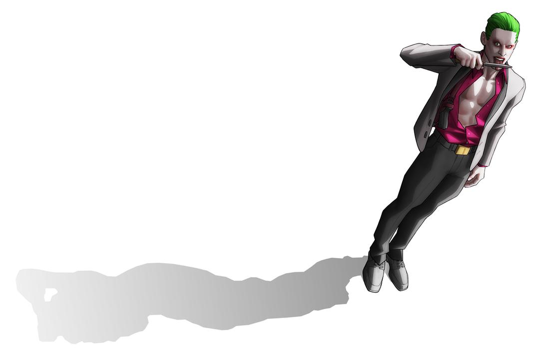 Joker by Georgel-McAwesome