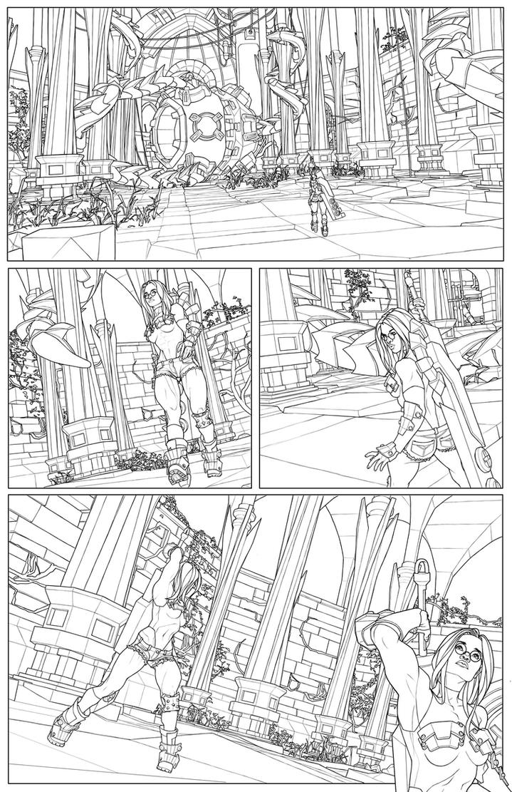 FWW Comic Page 1 by Orr-Malus