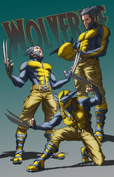 The Wolverine by Orr-Malus
