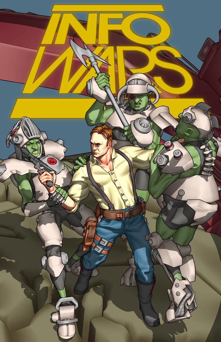 INFO WARS by Orr-Malus