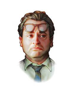 Michael Stuhlbarg Portrait