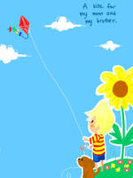 MOTHER3 - A Kite For You by LarkIsMyName