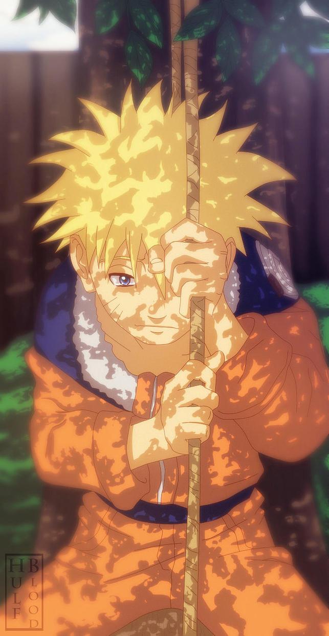 Uzumaki Naruto by HulfBlood