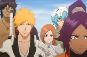 Bleach ch 627 Let`s go by HulfBlood