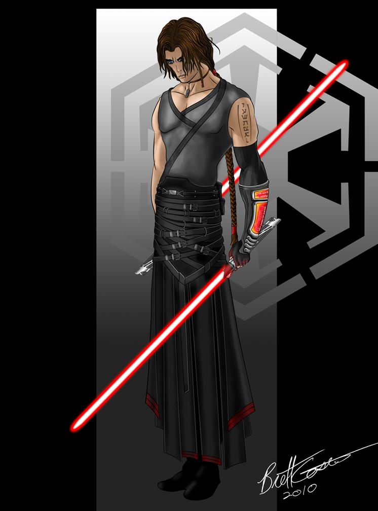 Sith warrior by torelvorn