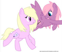 Honey Doo and Lovenote! by pinkaminadianepie3