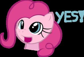 happy pinkie by pinkaminadianepie3