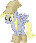 Derpy's Nightmare night costume