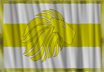 Corrino Flag by Vanguard3000