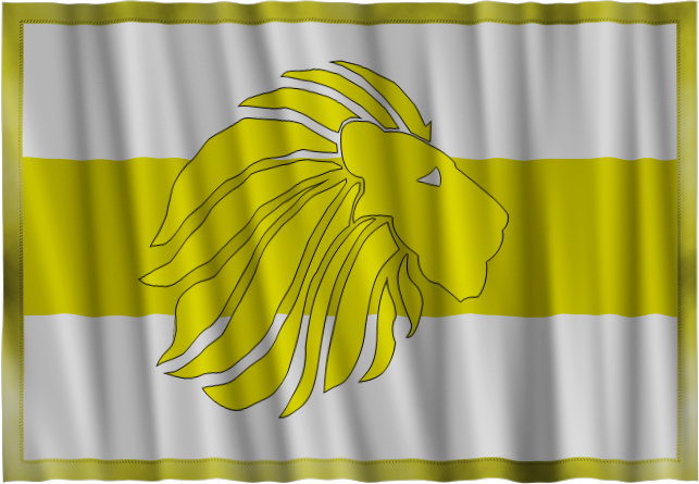 Corrino Flag
