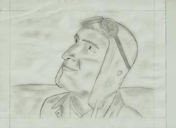 Self-Portrait by Vanguard3000