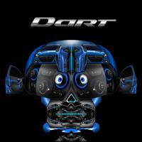 Dart , the speedy character