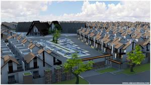 3d Architecture Model