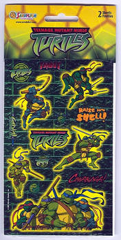 TMNT Stickers_single pack 2