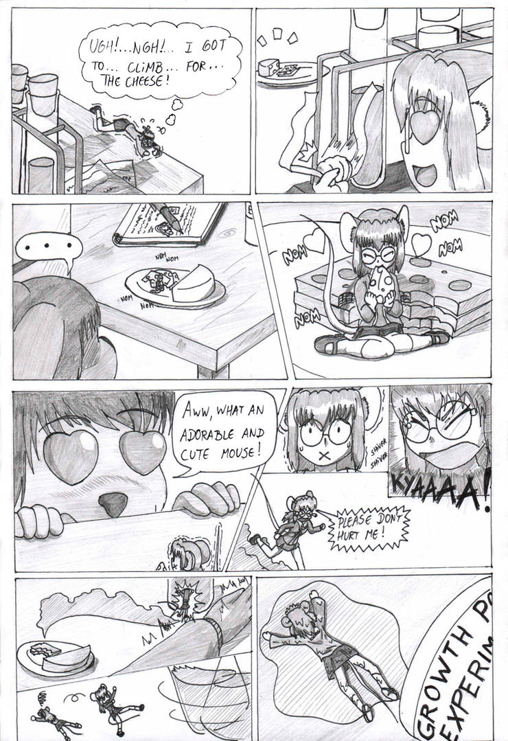 COM - Maniko and Madoka Page 2 by Hank88