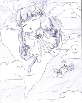 [Request Stream] Giga Chibi Patchouli