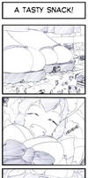 [Commission] Cysh 4koma - Strip 2