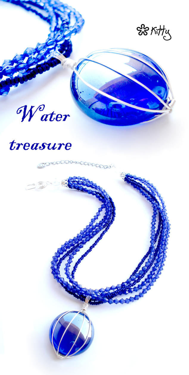 _Water treasure by kitica