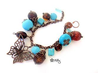 _Butterfly 2 charmbracelet