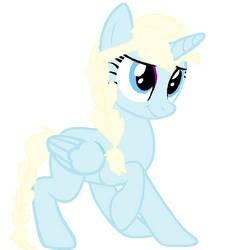 Elsa Pony by me by TSbaseIinne