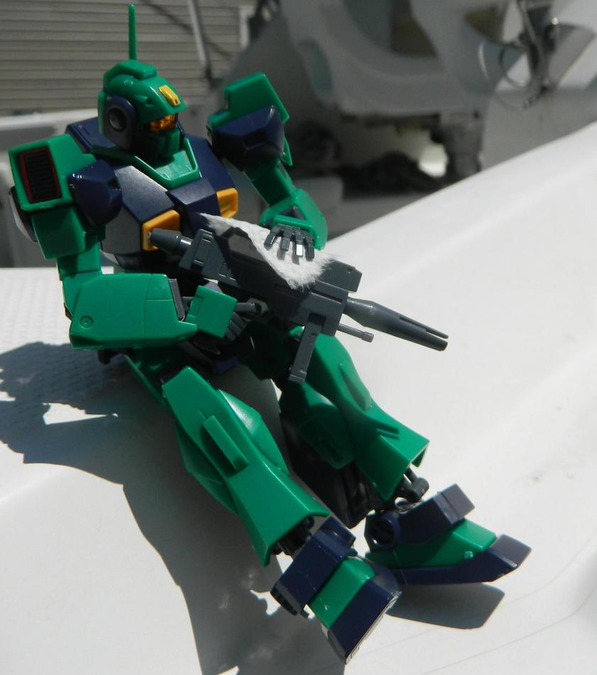 a clean gun... by wolfin22