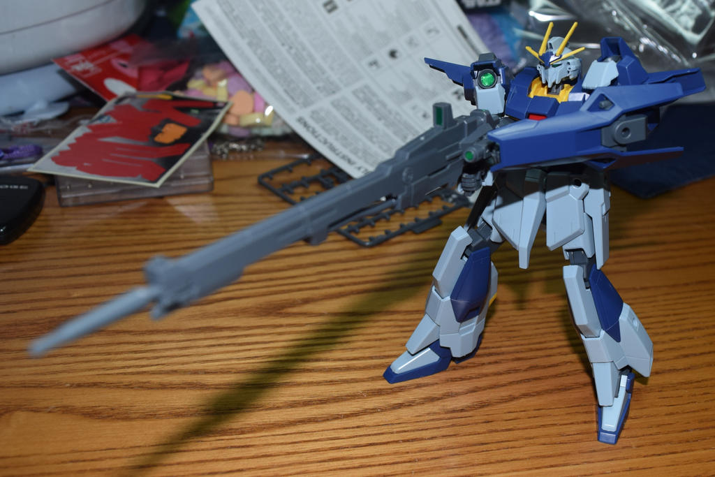 lightning fast sniper by wolfin22
