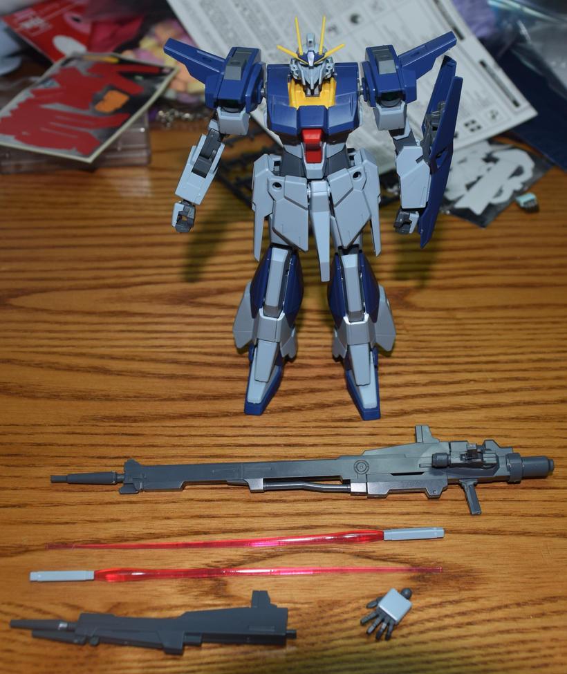 Lightning Gundam by wolfin22