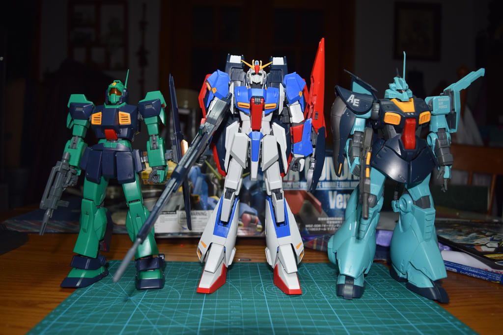 my Zeta master grades and RE by wolfin22