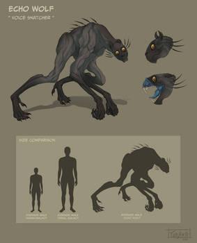 Echo Wolf (Voice Snatcher)