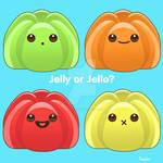 Kawaii Jelly or jello