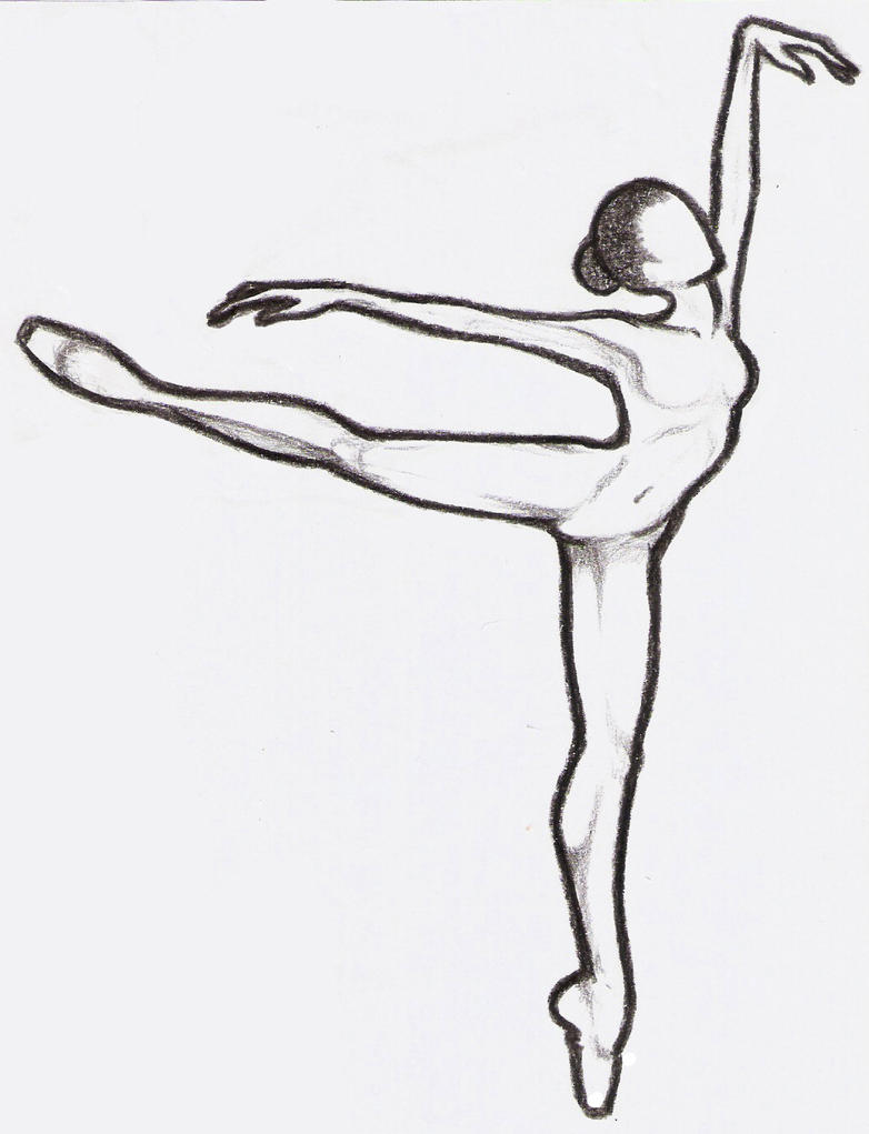 Hd Ballerina Drawing Tumblr Download Imagemart