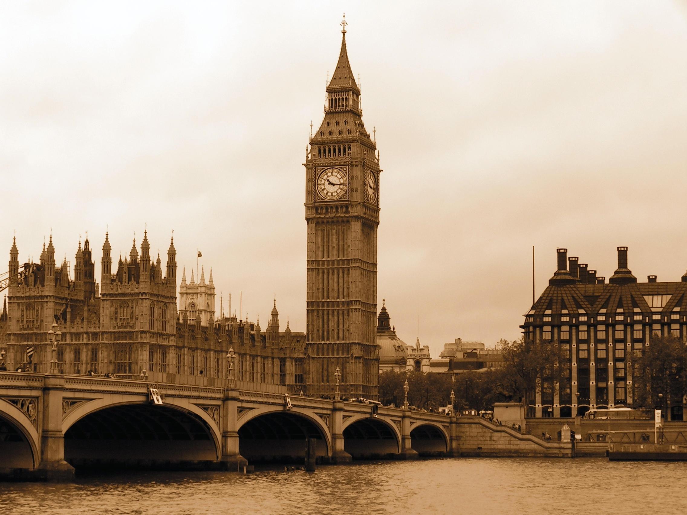 Какой прекрасный лондон надеюсь