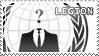 Anonymous Stamp - Legion