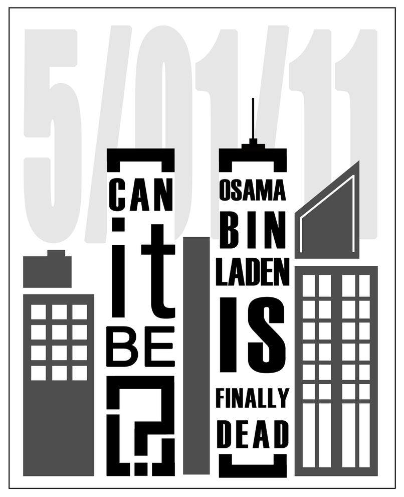 OBL -- finally dead!