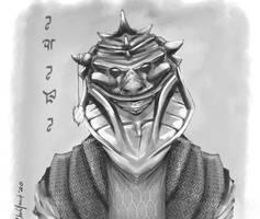 Agama the Seer by TruJones