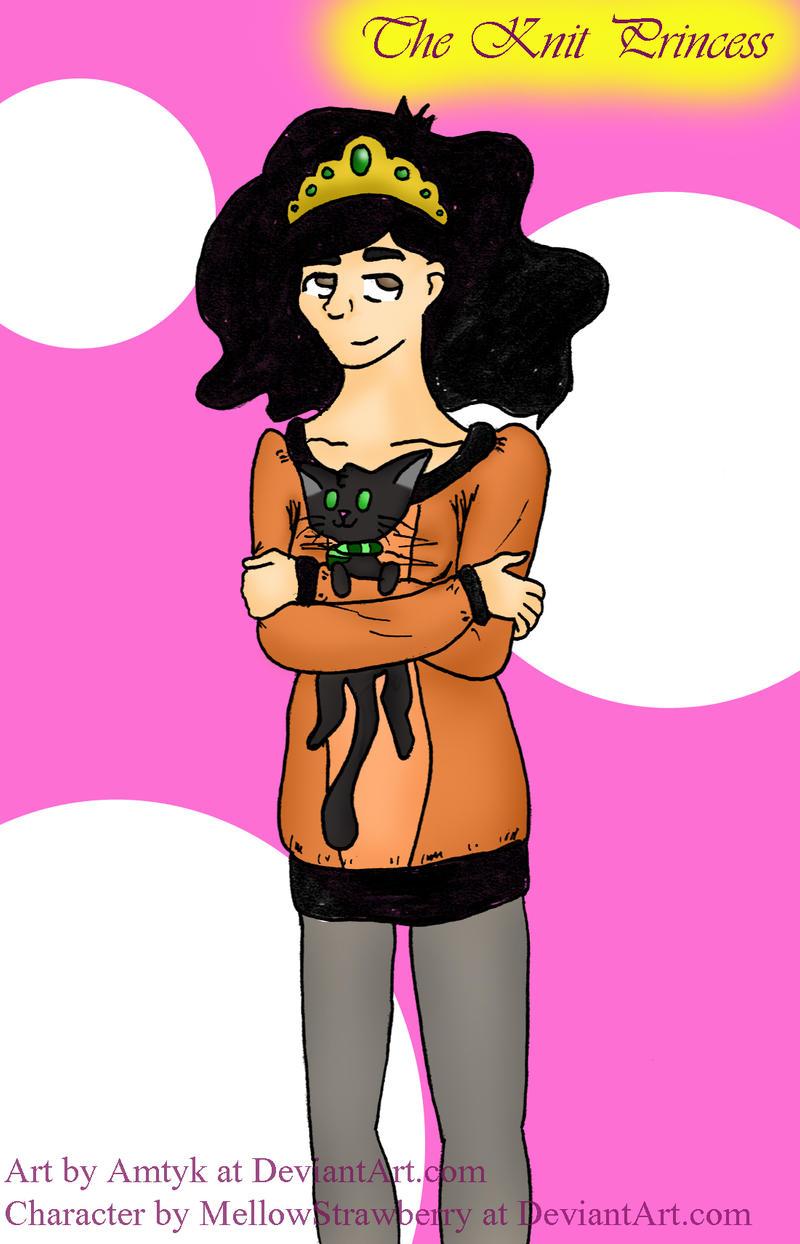 The Knit Princess -Entry-