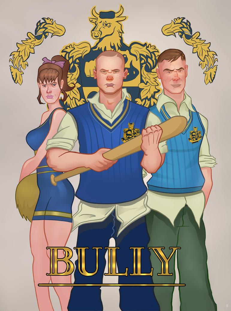 bully by huzzain on deviantart