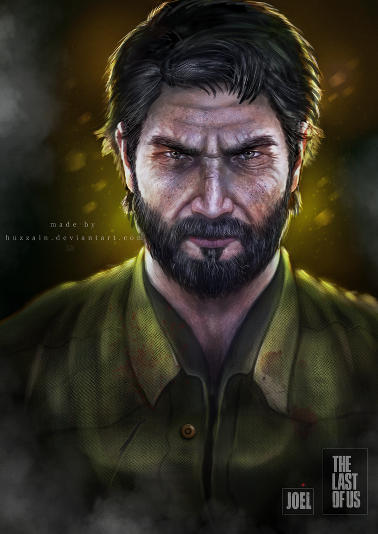 THE LAST OF US (JOEL) by huzzain