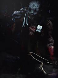 Evan Macmillan 'The Trapper' Remake by Alderart39