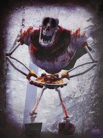 Horrortale Papyrus by Alderart39