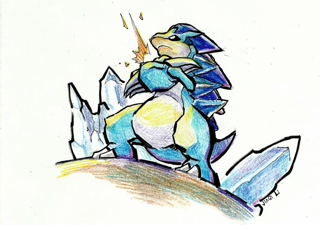 Alolan Sandslash on Alola-Pokemon - DeviantArt