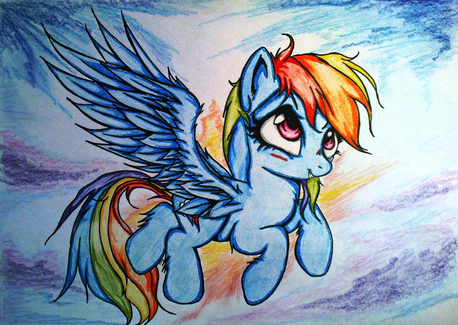 Dashie by Tomek2289