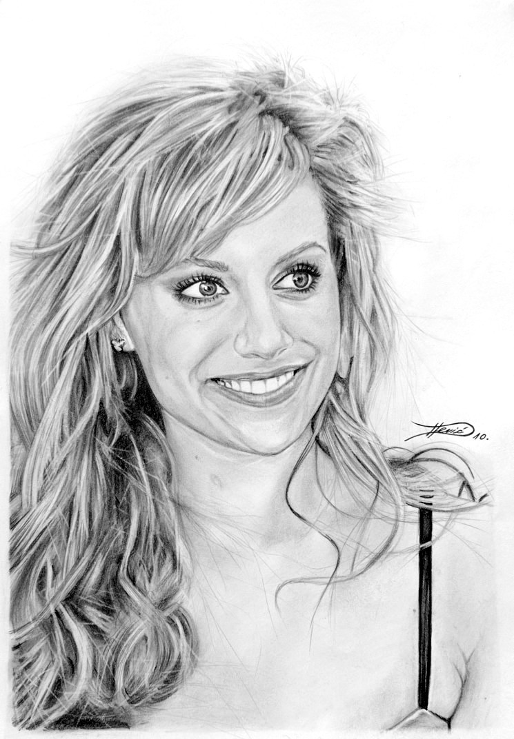 Brittany Murphy by ~dinodevic12...