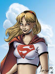Supergirl by Terry Moore